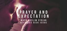 Prayer and expectation | Open Doors Youth