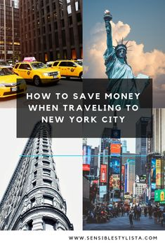 Planning a trip to New York City soon?  Click for tips on how to save as much money as possible when traveling to the Big Apple.  #travel #newyorkcity #travels #traveltips #budgettravel #budgettrip #travelingonabudget #newyorktrip