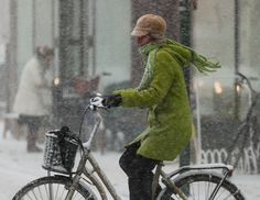https://flic.kr/p/dzKJfY | Copenhagen Bikehaven by Mellbin - Bike Cycle Bicycle - 2012 - 9290 | Blizzard!