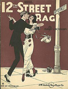 1914-Twelfth Street Rag-1