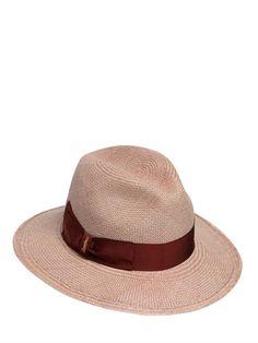 BORSALINO QUITO PANAMA STRAW HAT 23037b334f40