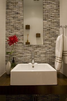 images about Welcoming Powder Rooms Small