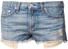 Rag & Bone 'Mila' shorts