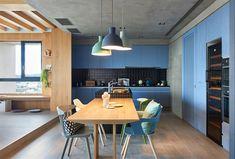 Hip Urban Apartment by HAO Design