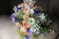 love in the mist bouquet - Google Search