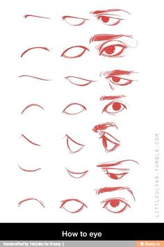 How to eye