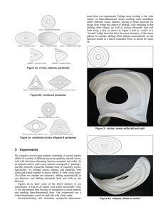 Museum of Extinct Species: Demaine, Erik_Curved Crease Origami