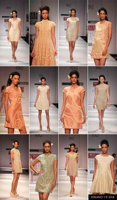 Indian Fashion - Indian Designer - Indian Fashion Week Spring Summer 2013 - Manish Gupta