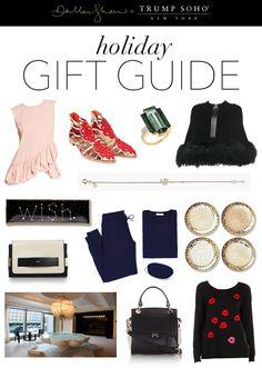 Dallas Shaw Blog { trump soho gift guide }