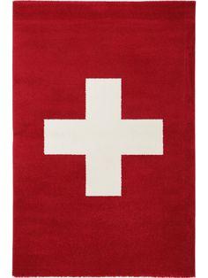 Teppich Flagge Schweiz online bei benuta entdecken!