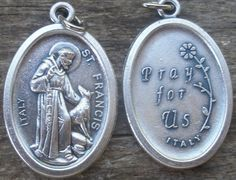 Cherished Saints Saint Francis PROTECT my PET by CherishedSaints