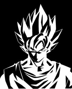 Goku Black And White Wallpaper By Rayzorblade189 On Deviantart