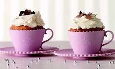 Foremki do muffinek silikonowe BIRKMANN CAKE CUPS 2 szt.