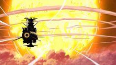 Space Battleship Yamato 2199.