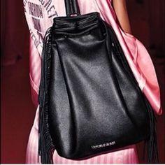 1f1024b050093 Victoria Secret Fringe Bag