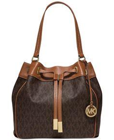 Michael Michael Kors Marina Large Bucket Bag