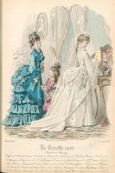 La Gazette Rose 1874