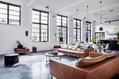 <p>We've been longtime fan of converted spaces into private homes. For this project in Leiden, Netherlands, architecture firm Atelier Space converted this schoolhouse from 1925 into a gorgeous l