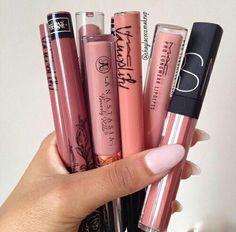 Imagem de girl, pink, and beauty