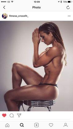 Beautiful fitness classic beauty