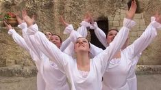 How Great Thou Art - Garden Tomb Easter Dance Video