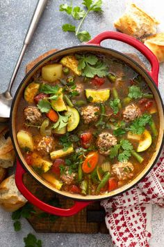 Lebanese Recipes, Mexican Food Recipes, Soup Recipes, Dinner Recipes, Mexican Meals, Mexican Dishes, Ethnic Recipes, Authentic Mexican Soups, Albondigas Soup Recipe Mexican