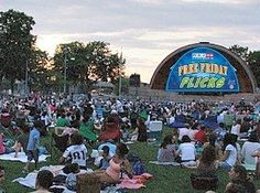Things to do with kids: 5 Summer Outdoor Movie Series In and Around Boston - Most Free! Start in July