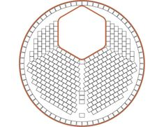 Brick Stitch weaving tutorial: Learn how to weave Miyuki beads around a hex spacer itself inside a weaving ring. Learn how to weave Miyuki creoles with two interlocking rings. Beading Tools, Beading Tutorials, Beading Patterns, Seed Bead Earrings, Beaded Earrings, Perle And Co, Beaded Christmas Ornaments, Beading Techniques, Peyote Patterns