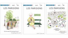 Les 48 dessins dessins de Kanako, illustratrice du site My Little Paris, seront exposés sur plus de 1000 affiches à Barbès, sur les Champs-Élysées et à Saint-Germain-des-Prés.