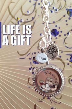 Origami Owl...beauty and style. Try one!