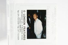 Jason Donovan rare Archive Publicity Promo Slide Negative 3  | eBay