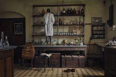 22 okt - 26 nov 2017 / Der Aa-kerk - Evgenia Arbugaeva: AMANI about an old laboratorium in Tanzania Frozen In Time, Art Corner, Medical Research, Great Photographers, A Shelf, Paris Photos, Documentary Photography, Prints For Sale, Tanzania