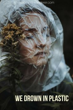 We Drown in Plastic - mind-wanderer - conscious A Level Photography, Conceptual Photography, Creative Photography, Amazing Photography, Portrait Photography, Capture Photography, Photography Books, Photography Challenge, London Photography