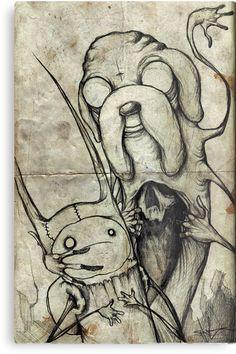 Adventure Time Darkness