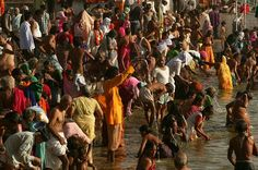 Millions bathe in Ganges River to wash away sin. My friend reflects on Kumbh Mela festival in India | AsiaStories