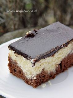 Baklava Cheesecake, Cake Recipes, Dessert Recipes, Polish Recipes, Something Sweet, Cream Cake, Cupcake Cakes, Deserts, Food And Drink
