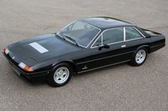 1980 Ferrari, 400i  99950.00 EUR  Now a proud member of a select group of Ferrari V12 classics - the beautifully lined 400i! In the mid-1970s, virtually every car that car lovers loved came from the stylish design drawing boards of Pininfarina. First came the 365GT4 2 + 2, and later, in this model run, the Bosch K-Jetronic 400i. Most of the 400s sold came with the GSM, three-speed automatic transmission, wh ..  http://www.collectioncar.com/detailed.php?ad=62911&category_id=1