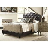 Found it at Wayfair - All-N-One Queen Panel Bed I