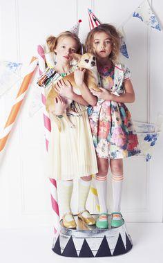 Featurekins // All The Fun of the Circus | Babiekins Magazine