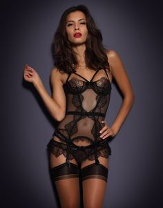 Classics by Agent Provocateur - Alina Basque