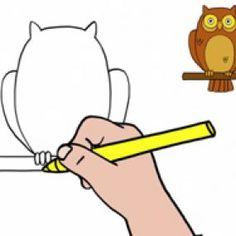 1000 id es sur le th me dessiner un hibou sur pinterest dessins de hiboux drawing lessons et. Black Bedroom Furniture Sets. Home Design Ideas