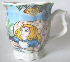 Paul Cardew Alice in Wonderland tea party