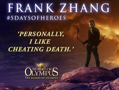 Frank Zhang #5daysofheroes