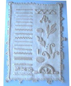 acabamento - ponto avorio by Giuseppa Federici