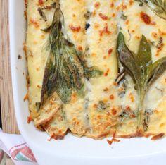 CRESPELLE TIROLESI #italianfood #italianrecipes #foodphotography #yummy #ricetta #cucinaitaliana