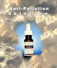 Why Anti-Pollution Skincare? Smaller Pores, Alpha Lipoic Acid, Collagen, Detox, Skincare, Face, Collages, Skincare Routine