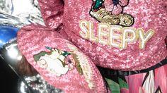 Disney x Mary Katrantzou for Colette Pink Panthers, Mary Katrantzou, Jansport Backpack, Disney, Bags, Fashion, Handbags, Moda, Fashion Styles