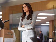 Pictured: Meghan Markle as Rachel Zane-- (Photo by: Shane Mahood/USA Network)