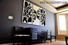 Wall decor #DIY by evangelina