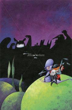 Most Popular Children Illustrations - Top Illustrators & Artists Children's Book Illustration, Book Illustrations, Childrens Books, Artwork, Van, Painting, Artists, Popular, Children's Books
